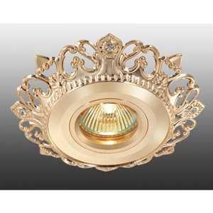 Точечный светильник Novotech 369941 встраиваемый светильник novotech vintage 369941