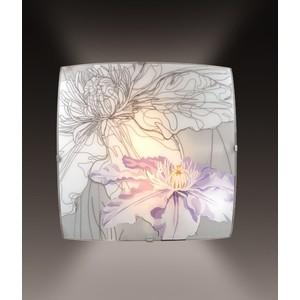Настенный светильник Sonex 1230 накладной светильник sonex iris 1230 a