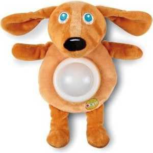 Oops Игрушка мягконабивная - ночник Собака O 18001.22 деревянный пазл oops собака 9 элементов