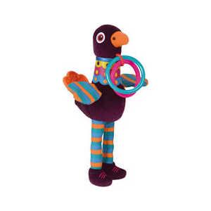 Oops Игрушка развивающая - Павлин O 11007.00  мягкие игрушки oops игрушка павлин