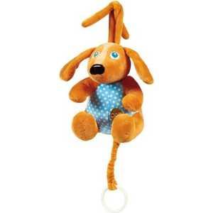 Oops Игрушка-подвеска музыкальная Собака O 12002.22 музыкальная игрушка черная собака спайк party animals