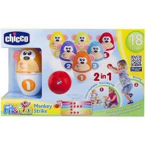 Chicco Игрушка Боулинг Monkey Strike 05228.00