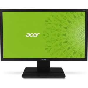 Монитор Acer V226HQLbd Black тональная основа bourjois air mat found de teint 05 цвет 05 beige dore variant hex name f2b47b вес 20 00