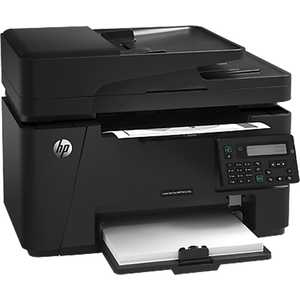 МФУ HP LaserJet Pro M127fn (CZ181A)