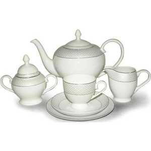 Чайный сервиз Emerald Элеганс из 21-го предмета E5-09-17/21-AL