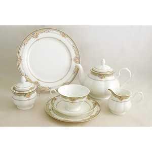 Чайный сервиз Emerald Лэнсбери из 40-ка предметов E5-10-78/40-AL