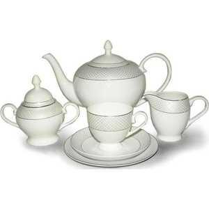 Чайный сервиз Emerald Элеганс из 40-ка предметов E5-09-17/40-AL