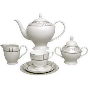 Чайный сервиз Emerald Шенонсо из 40-ка предметов E5-10-12/40-AL