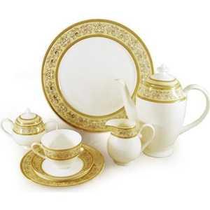 Чайный сервиз Emerald Престиж из 40-ка предметов E6-XR11Q04G/40AL