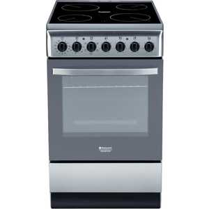 Электрическая плита Hotpoint-Ariston H5VSH2A (X) RU hotpoint ariston lfta 5h1741 x