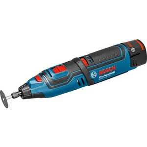Гравер аккумуляторный Bosch GRO 10.8 V-Li без аккумулятора и з/у (0.601.9C5.000)