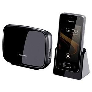 Радиотелефон Panasonic KX-PRX120RUW радиотелефон dect panasonic kx prx120ruw черный белый