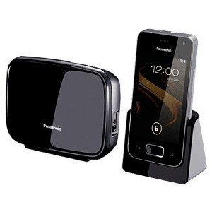 Радиотелефон Panasonic KX-PRX120RUW радиотелефон panasonic kx tg1611ruj бежевый kx tg1611ruj