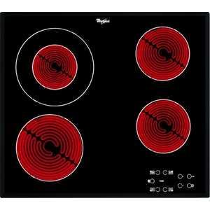 Электрическая варочная панель Whirlpool AKT 8130 BA варочная панель электрическая whirlpool akt 8130 lx черный page 6