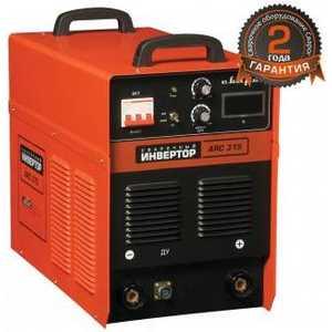 Сварочный инвертор Сварог Arctic ARC 315 (R14)  сварочный инвертор барс profi arc 257 d