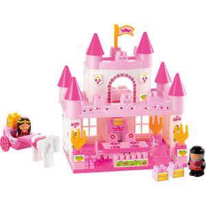 Abrick Конструктор замок принцессы 59 дет. 3078*  конструктор замок принцессы 59 деталей