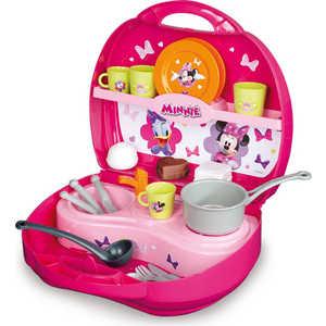 Smoby Мини кухня Минни 24066* кухня игрушечная smoby smoby детская кухня для девочек minnie мини