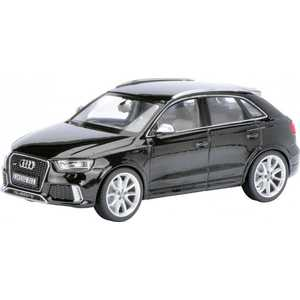 Автомобиль Schuco 1:43 Audi RS Q3, black 450751300