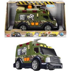 Военный Автомобиль Smoby 3308364 чемоданчик мак и молния маккуин из серии тачки со звуковыми и световыми эффектами smoby