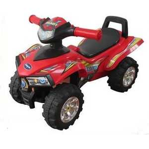 "Каталка Baby Care ""Super ATV"" (красный) 551"