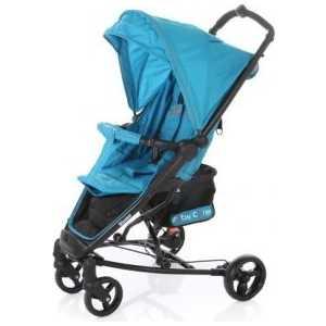Коляска прогулочная Baby Care ''Rimini'' (синий) S-401B