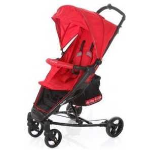 Коляска прогулочная Baby Care ''Rimini'' (красный) S-401B