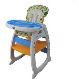 Стульчик для кормления Baby Care O-Zone (оранжевый) 505 baby care стульчик для кормления trona baby care