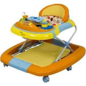 Ходунки Baby Care ''Blues'' (оранжевый) W1118RA6