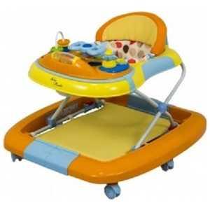 Ходунки Baby Care ''Step'' (оранжевый) W1118PB8