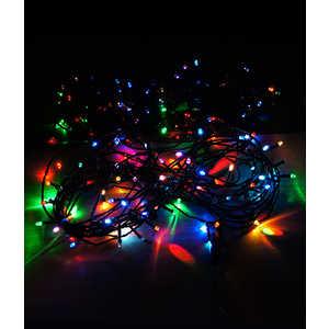 Гирлянда Light Светодиодная нить RGB 10 м, 24V чёрный провод гирлянда light светодиодная нить rgb 10 м 24v чёрный провод