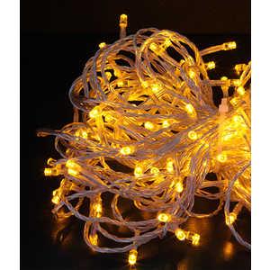 Гирлянда светодиодная Light Нить с возможностью динамики 20 м желтая 24V прозрачный провод