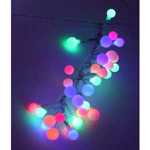 Гирлянда светодиодная Light ''Грозди винограда'' шарики 300*30cm
