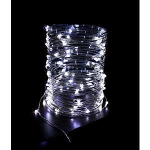 Гирлянда светодиодная нить Light ''Роса'' белая 10 м 12V.