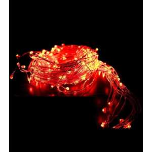 Гирлянда Light ''Branch light'' красная 1,5 м 200 led 12V проволока