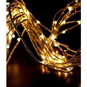 Гирлянда Light ''Branch light'' желтая 1,5 м 200 led 12V желтый шнур