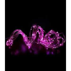 Гирлянда Light ''Branch light'' розовая 1,5 м 200 led 12V розовый шнур