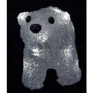 Светодиодная фигура Light ''Медвежонок'' A 20 см, 16 led, 3АА