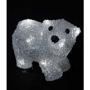 Светодиодная фигура Light ''Медвежонок'' B 20 см, 16 led, 3АА
