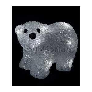 Светодиодная фигура Light ''Медвежонок'' C 20 см, 16 led, 3АА