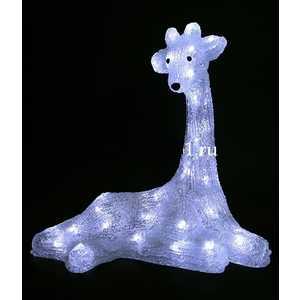 Светодиодная фигура Light ''Жираф'' 36 см, 40 led, 220/24V