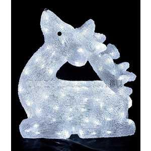 Светодиодная фигура Light ''Олень'' 49 см, 120 led, 220/24V