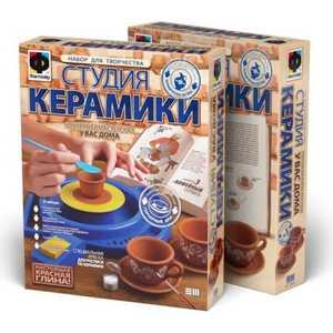 Набор Фантазер Гончар (студия керамики Кофейный сервиз) 218003