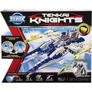 SPIN MASTER Конструкторр Tenkai Knights Трансформер Десантный корабль 2 в 1 64710