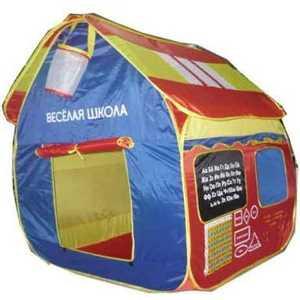 Игровая палатка Shantou Gepai ''Веселая школа'' 8086