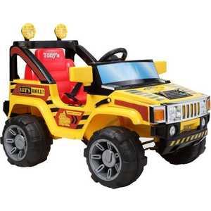 Джип Пламенный мотор (желтый) 86096