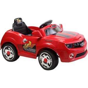 Электромобиль Пламенный мотор на радиуправлении (красная) 86099 пламенный мотор машинка инерционная volvo пожарная охрана