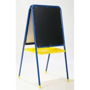 Мольберт детский Дэми универсальный (синий) мду /06C b dot 68651 складной мольберт для рисования с фломастерами и мелками