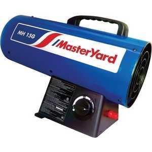 Газовая тепловая пушка MasterYard MH 15G цена и фото