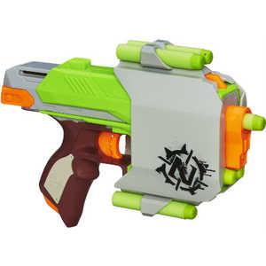 Бластер Nerf Зомби СайдСтрайк HA6557 игрушечное оружие nerf hasbro бластер зомби страйк сайдстрайк