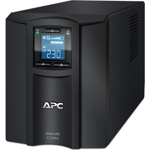 ИБП APC Smart-UPS C SMC2000I uninterruptible power supply apc smart ups c smc1000i home improvement electrical equipment